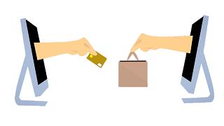 продажа товара онлайн